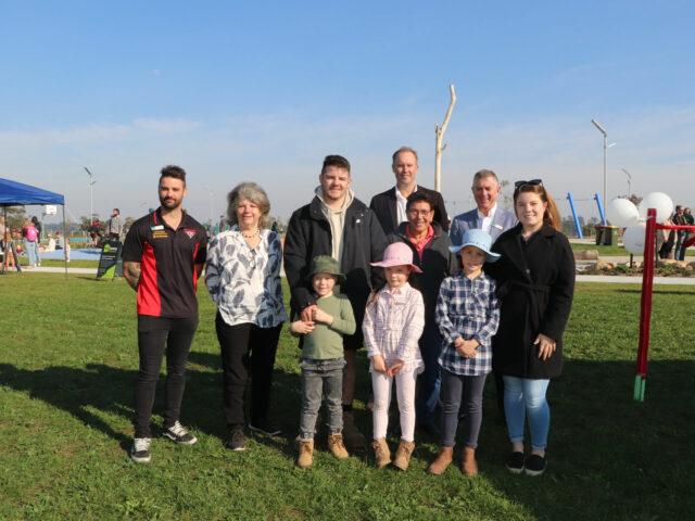 Ferntree Ridge Park Grand Opening Celebration